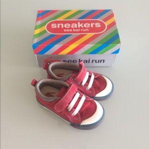 Toddler See Kai Run Sneakers